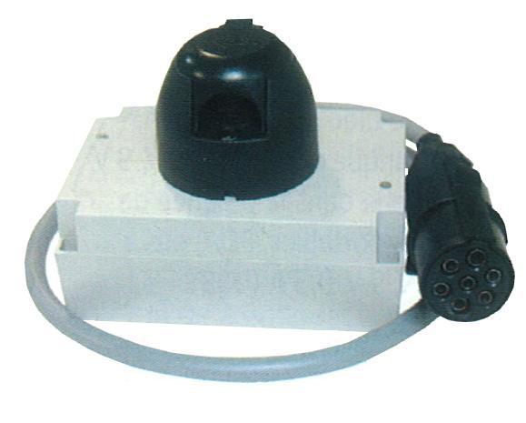 Transformateur 24v 12v pour remorque