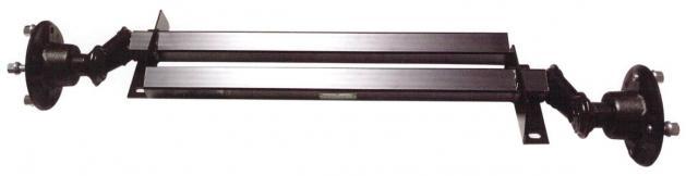 essieux non frein s essieu 500 kg sf 4t115 pour remorque remorque essieux. Black Bedroom Furniture Sets. Home Design Ideas